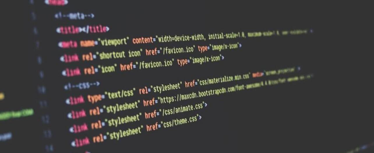 網站後台程式碼